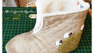 видео Домашняя обувь