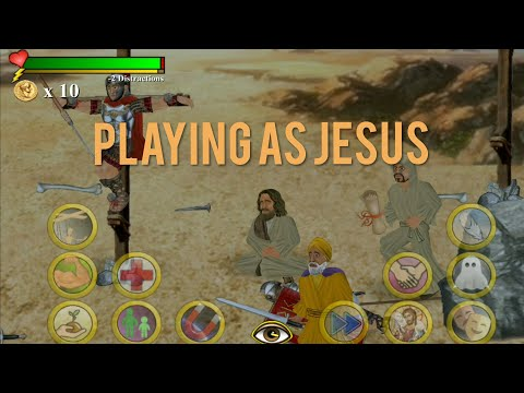 The You Testament 2D: Playing As Jesus