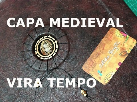 Capa Vira Tempo - Harry Potter (1) (Time Turner Cover) - VÍDEO