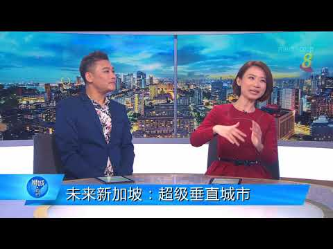 未来新加坡:超级垂直城市