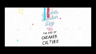 Gambar cover RISE - JAKARTA SNEAKER DAY 2019 Official Theme Song