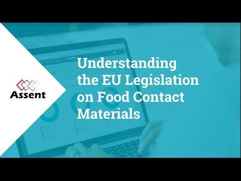 [Webinar] Understanding the EU Legislation on Food Contact Materials