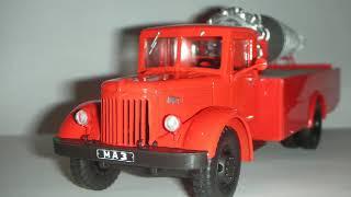 1951 Opel Kapitan 1951; МАЗ-200 АГВТ (2.12.2017 г.)