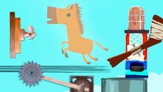 ЗАПРЕДЕЛЬНАЯ СЛОЖНОСТЬ! - ЭТО НЕРЕАЛЬНО ПРОЙТИ! ( Ultimate Chicken Horse )