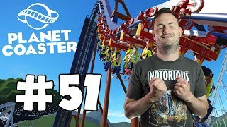 Sips Plays Planet Coaster (29/6/2018) - #51 - A Fine Building