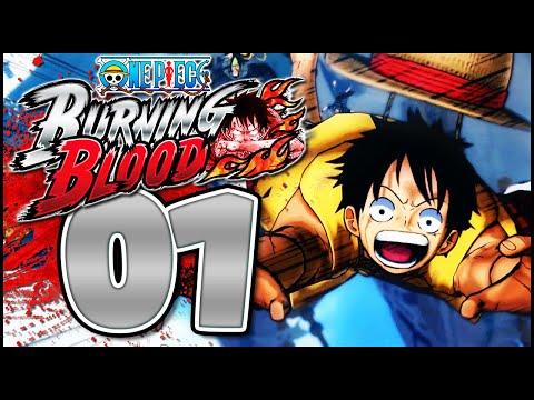 DER KRIEG UM ACE BEGINNT! - #01 - One Piece: Burning Blood - LETS PLAY
