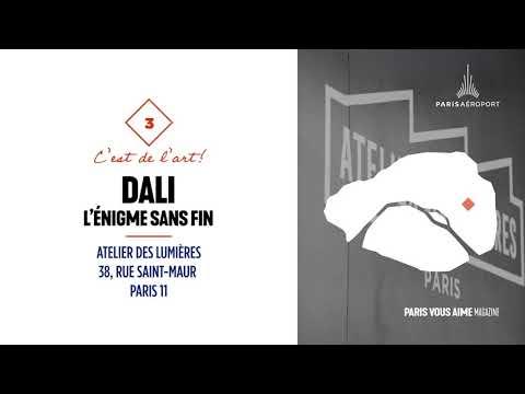 Dalí, lénigme sans fin