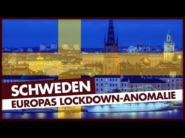 Schweden - Europas Lockdown Anomalie [Offizieller Trailer]