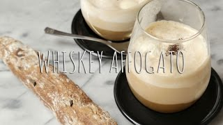 Whiskey Affogato