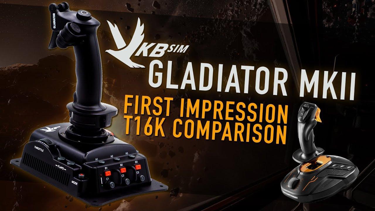 vkb sim gladiator mk