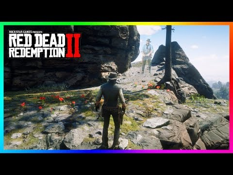 What Happens If John Marston Visits The Cliff Where Micah Killed Arthur In Red Dead Redemption 2? thumbnail