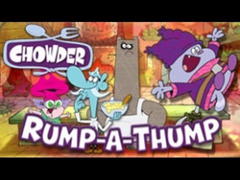 Chowder – Rump A Thump [ Full Gameplay ] – Chowder Games