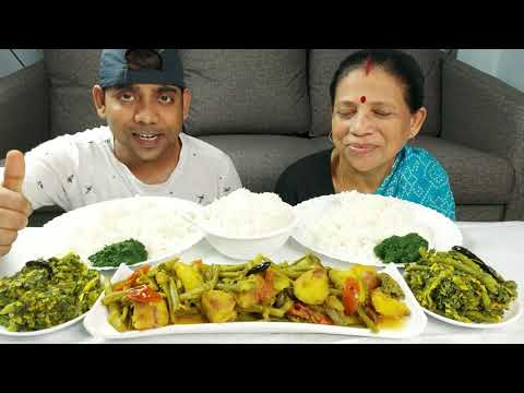 Village Foods Are Tasty and Healthy Recipe with Mukbang