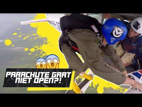 #46 WIE IS ER BETER IN PARACHUTE SPRINGEN? - CHECKPOINT ROULETTE