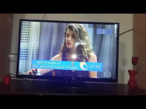 Como sintonizar Globo minas 1seg