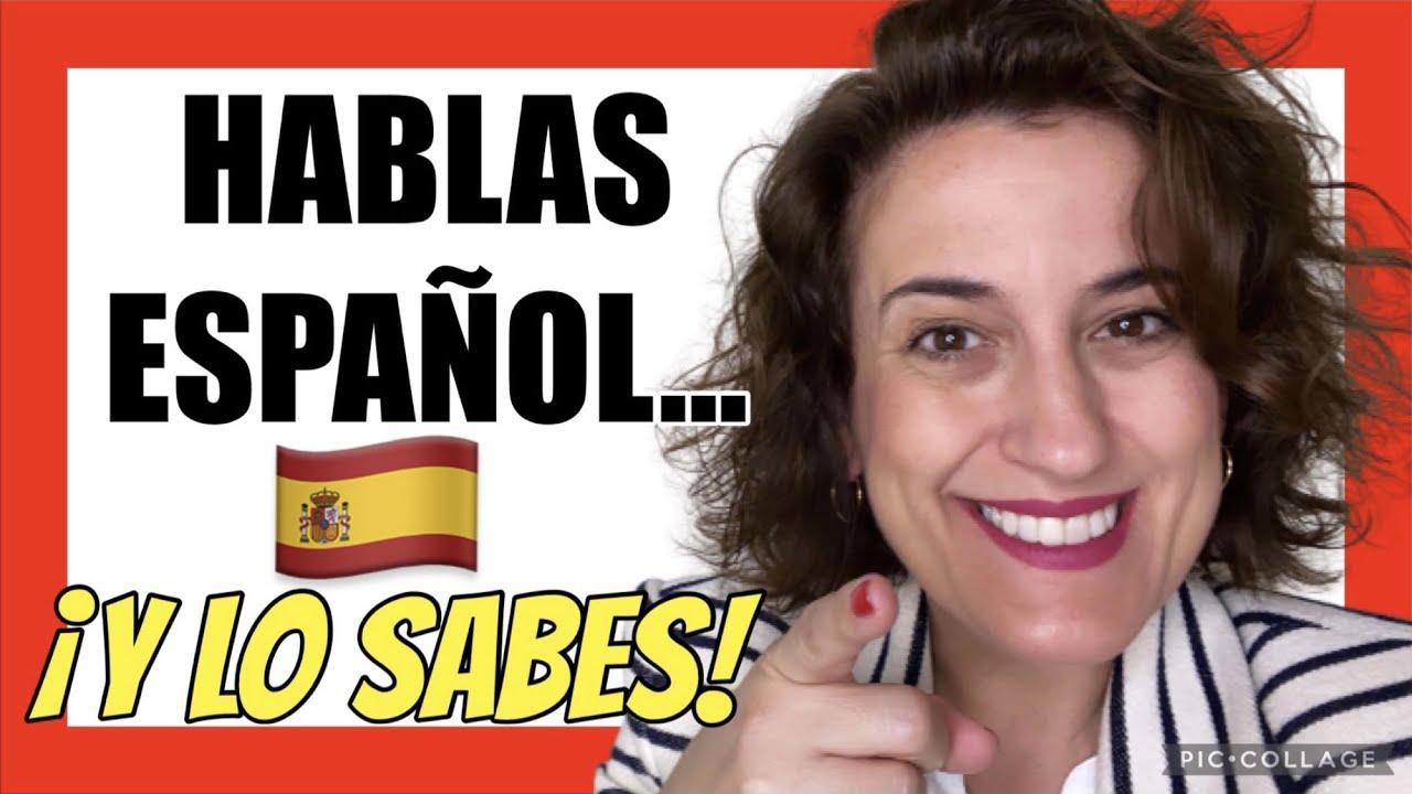 😭¿Qué HACER si me BLOQUEO hablando ESPAÑOL? 👉¿Un problema emocional? 😍#3 Trucos INFALIBLES!