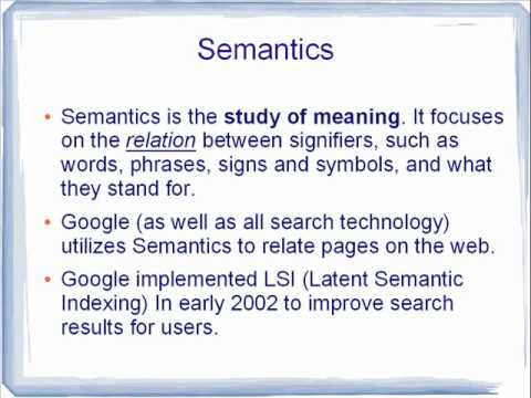 Keyword Research How Semantics Gets Traffic To Your Website SEO Tricks