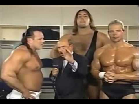 SCOTT STEINER INTERVIEWS WITH MEAN GENE