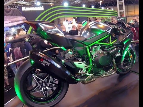 NEC Motorcycle Show 2016 Part 1