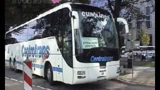Centrotrans bus Sarajevo - Rotterdam