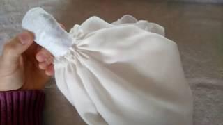 Шьём свадебный наряд для куклы Барби