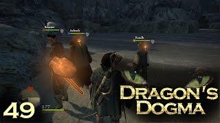 Dragon's Dogma #049 - Für Ser Maximilian einen Text entziffern - Let's Play [PC]
