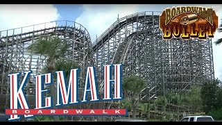 Kemah Boardwalk Tour & Review