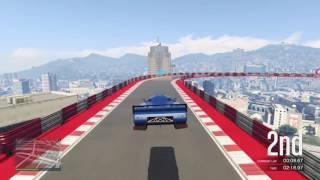 Gta online stunt race re7b vs tyrus