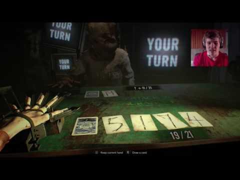 "Resident Evil 7 DLC vol. 2 ""black jack, origins, and a birthday party"""