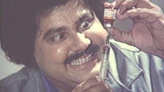 Satish shah mixes poison in shekhar suman's milk | tere bina kya jeena (1989) | scene 6/9