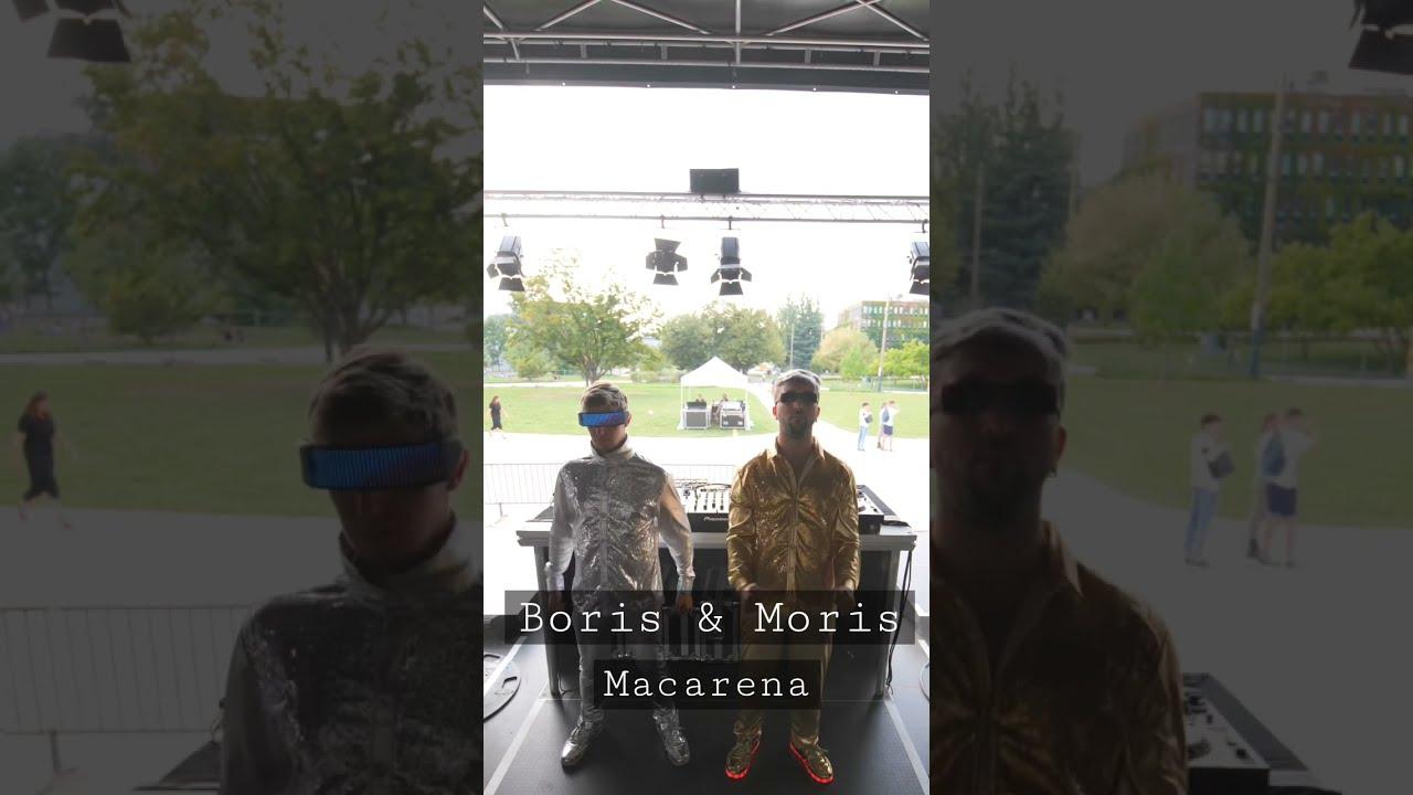 Boris & Moris - MACARENA ( short )