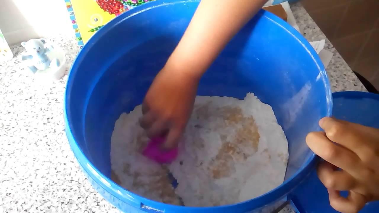 рецепты пасты для стирки