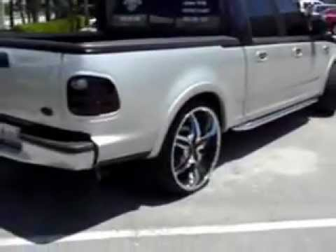 F 150 Harley Davidson Edition On 26 S At Prestige Sounds