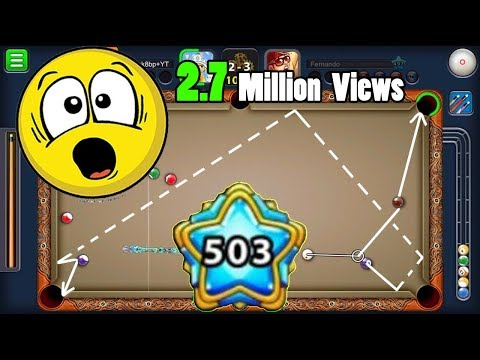 Thumbnail: 8 Ball Pool 1000 Billion Coins Fernando 503 Level ) + OMG Berlin Total indirects #2