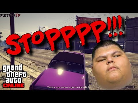 KID RAGES WHEN I STEAL HIS LOWRIDER! (Funny GTA 5 Online)