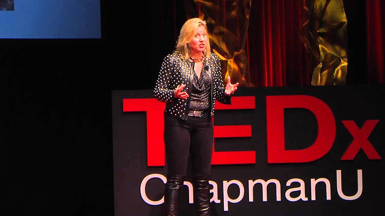 Smiling Can Save Your Life Lisa Sparks At Tedxchapmanu