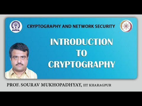 Introduction to Cryptography.