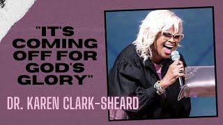 Dr. Karen Clark-Sheard//Grace Cathedral COGIC//REFRESH WEEKEND 2021