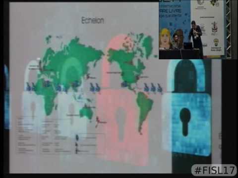 Fisl 17 - Mais privacidade e menos vigilância com Tor, Anti Trakings e Android Replicant
