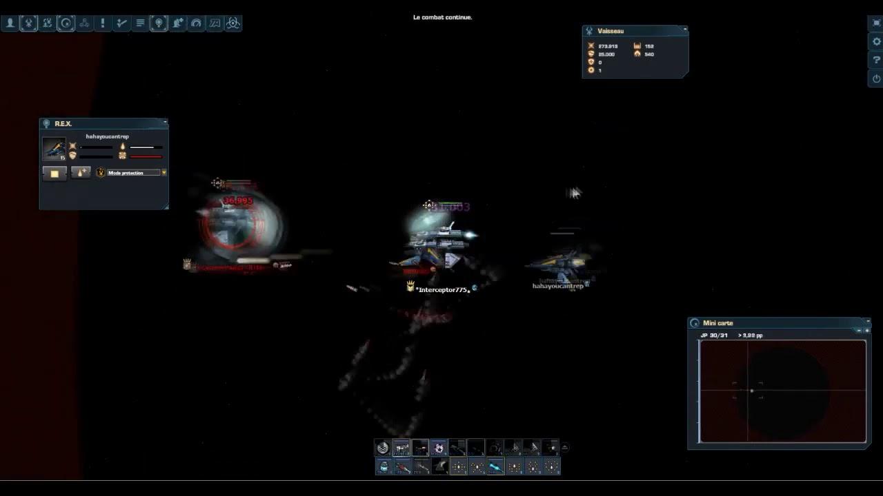 DarkOrbit - JPA Canceled Secret Archive 1*