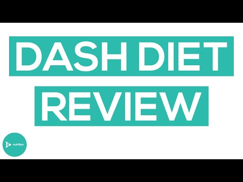 DASH Diet Explained | A Dietitian Reviews the DASH Diet | IntroWellness