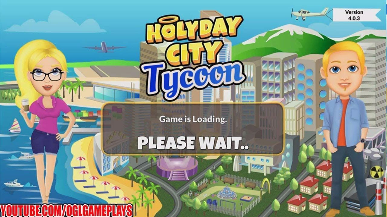 Holyday City Tycoon: Idle Resource Management Android iOS ...