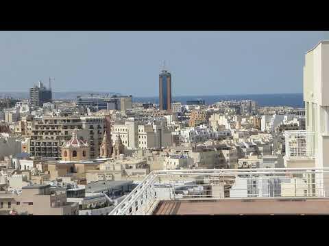 Valletta Sliema St. Juliens Malta September 2017