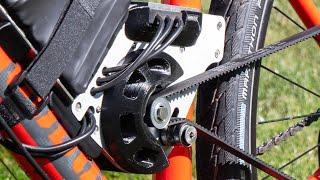Building an Electric Bike