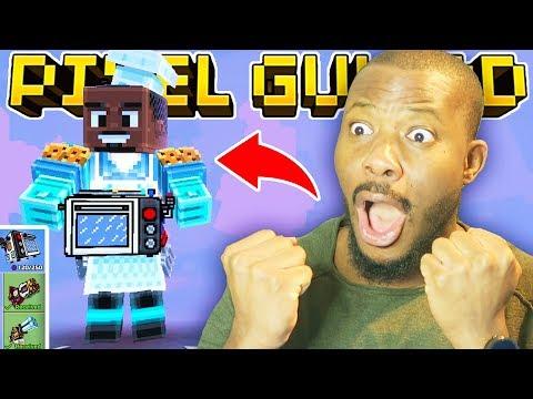 MY OWN BIG B EVENT SET!! | Pixel Gun 3D