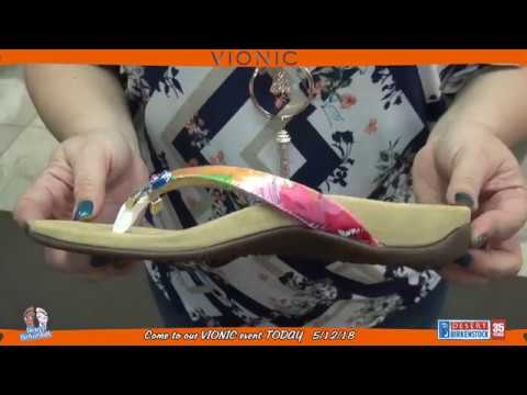 Vionic Footbed Series: The Rest Footbed