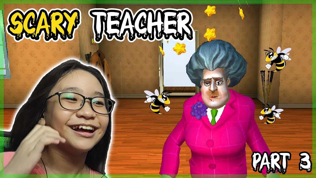 Download Scary Teacher 3D New Levels - Gameplay Walkthrough Part 3 - Let's Play Scary Teacher 3D!!!