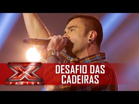Cristopher é uma forte aposta de Rick Bonadio | X Factor BR