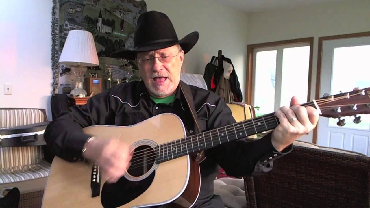 971 Coward Of The County Kenny Rogers Cover With Chords And