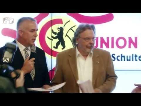 UNION VEREINT. Schulter an Schulter – Die Stiftung des 1. FC Union Berlin